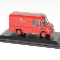 Commer walker london fire brigade 1 76 oxford autominiature01 3