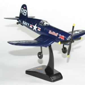 Corsair f 4u4 red bull 1 48 new ray autominiature01 3