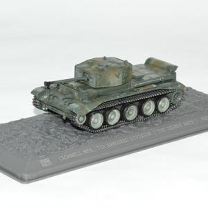 Cromwell MK4 char armoured division 'the desert rats