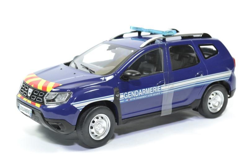 Dacia duster 2019 gendarmerie solido 1 18 autominiature01 1804603 1