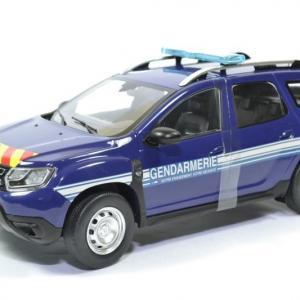 Dacia Duster Mk2 Gendarmerie Nationale 2019