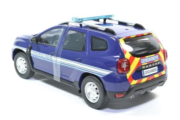 Dacia duster 2019 gendarmerie solido 1 18 autominiature01 1804603 2