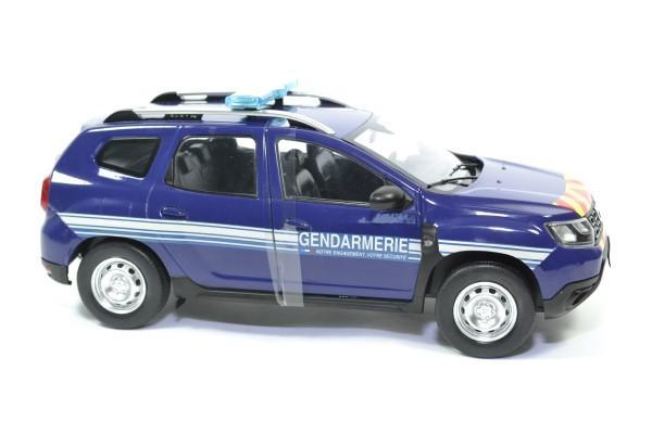Dacia duster 2019 gendarmerie solido 1 18 autominiature01 1804603 3