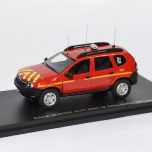 Dacia duster sapeurs pompiers sdis28 alarme 1 43 0007 autominiature01 1