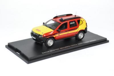 Dacia Duster Securite Civile Nogent Le Rotrou Eure et loir 28