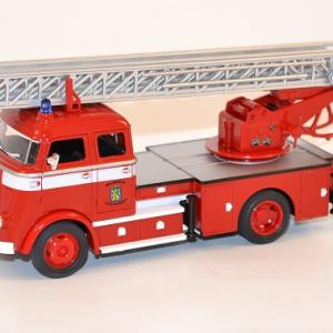 Daf a1600 1962 pompiers echelle leeuwarden 2eme version yat 43016s3 1 43 autominiature01 com 1 1