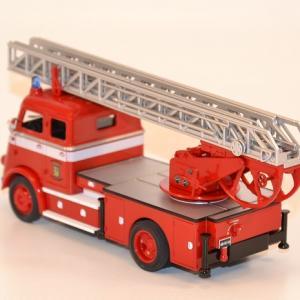 Daf a1600 1962 pompiers echelle leeuwarden 2eme version yat 43016s3 1 43 autominiature01 com 3 1