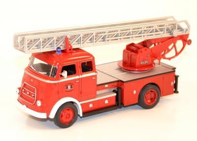 Daf A16001962 pompier grande echelle ville de streifen