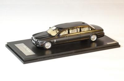 Daimler X358 Wilcox limousine grise