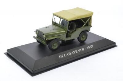 Delahaye VLR 1949 Olive