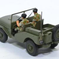 Delahaye jeep militaire 2 soldat 1 43 direkt autominiature01 l13c05 2