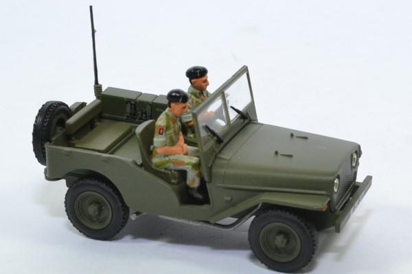 Delahaye jeep militaire 2 soldat 1 43 direkt autominiature01 l13c05 3