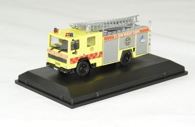 Dennis Rs pompier St John rescue corps Malta