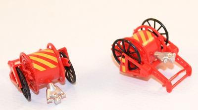 Dévidoirs Sides Sapeurs Pompiers