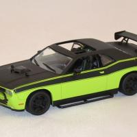 Dodge challenger srt8 2014 letty fast and furious 7 1 43 greenlight autominiature01 com 1