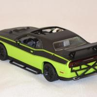 Dodge challenger srt8 2014 letty fast and furious 7 1 43 greenlight autominiature01 com 2