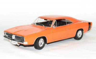 Dodge charger R/T orange 1969