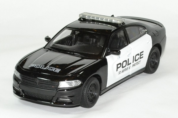 Dodge charger police 2016 welly 1 24 autominiature01 1