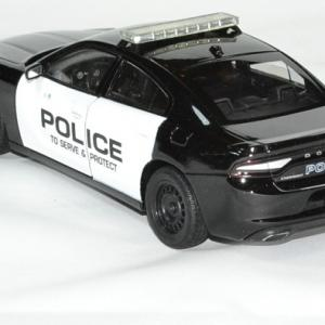 Dodge charger police 2016 welly 1 24 autominiature01 2