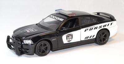 Dodge charger poursuit police New Ray 1/24
