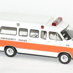 Dodge horton 1 43 ambulance 1973 neo autominiature01 4