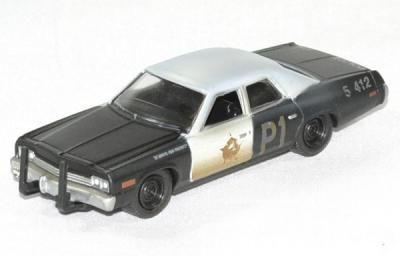 Dodge Monaco Blues brothers police