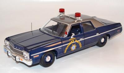 Dodge Monaco 1975 Police highway patrol