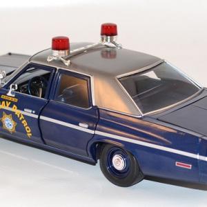 Dodge monaco poursuite police 1975 ameciran muscle 1 18 autominiature01 com amm1009 3