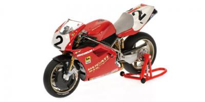 DUCATI 916 World champion 94 Carl fogarty 1-12 minichamps