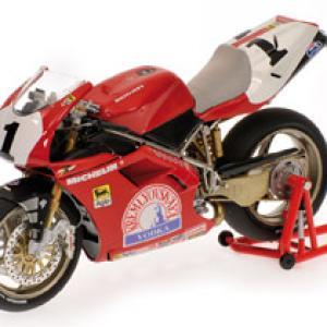 Ducati 916 World champion 95 Fogarty 1-12 minichamps