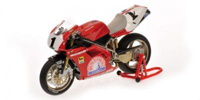Ducati 916 World champ WSB 1995 Fogarty 1-12 minichamps