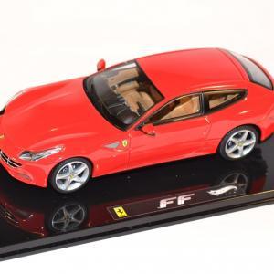 Ferrari Ff Rouge Miniature Hotwheels Elite Au 1 43 W1187