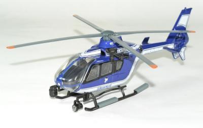 Eurocopter EC 135 hélicopter de la Gendarmerie Nationale