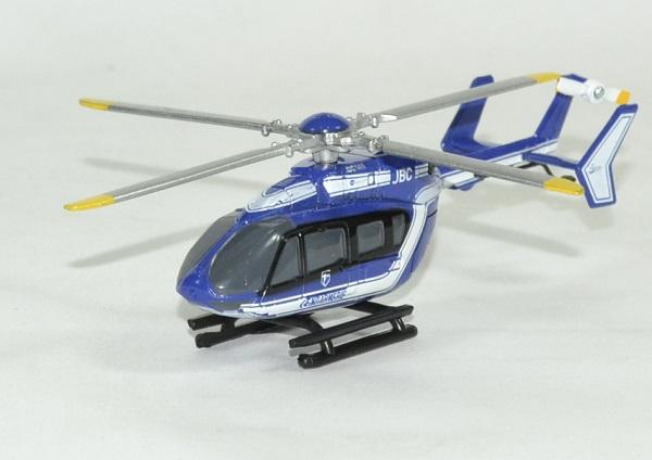 Eurocopter ec145 gendarmerie helico newray 1 100 autominiature01 1