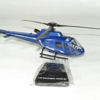 Eurocopter ecureuil police as350 1 43 new ray autominiature01 3