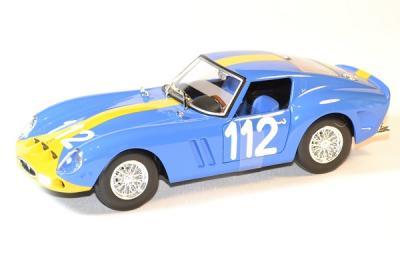 Ferrari 250 GTO  #112 bleu