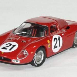 Ferrari 250 lm 24h mans 1 43 ixo autominiature01 1