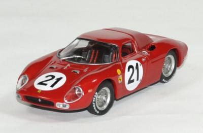 Ferrari 250 LM 1er 24 heures du mans 1965
