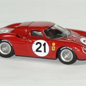 Ferrari 250 lm 24h mans 1 43 ixo autominiature01 3