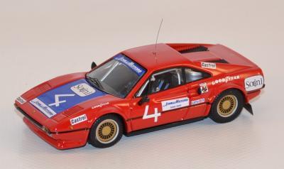 Ferrari 308 GTB coupé #4 Daytona 1978 Mallet