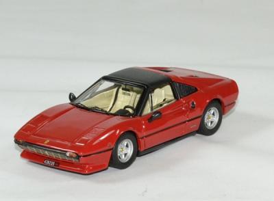 Ferrari 308 GTS véhicule personnel de Gilles Villeneuve