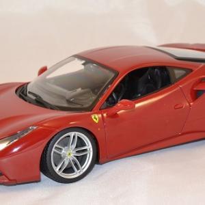 Ferrari 488 gtb 1 18 bburago www autominiature01 com 1