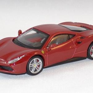 Ferrari 488 gtb rouge