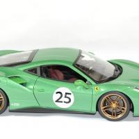 Ferrari 488 gtb green jewel 1 18 bburago autominiature01 4