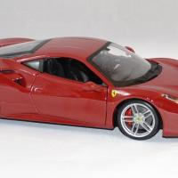 Ferrari 488 gtb rouge bburago 1 24 bur26013 vermillon autominiature01 3
