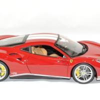 Ferrari 488 gtb schumacher 1 18 bburago autominiature01 4