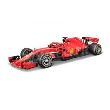 Ferrari 5 svettel formule 1 2018
