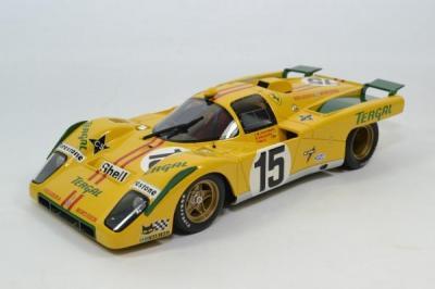 Ferrari 512 M 24H du Mans 1971 #15