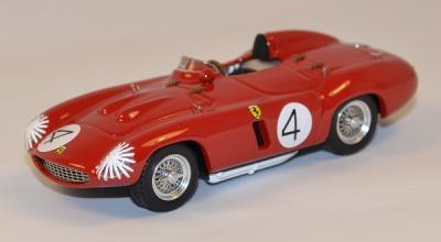 Ferrari 750 monza 1955 #4 Tourism Trophy