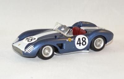 Ferrari 500 trc chassis #0660  Cuba 1958 #48 Rubirosa